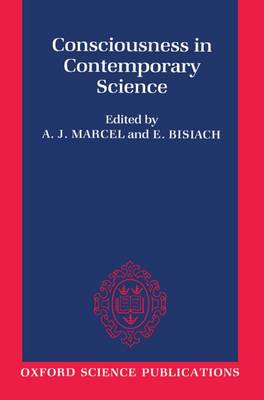 Consciousness in Contemporary Science (Paperback)