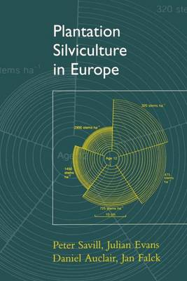 Plantation Silviculture in Europe (Paperback)