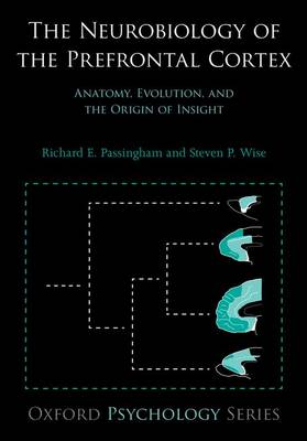 The Neurobiology of the Prefrontal Cortex: Anatomy, Evolution, and the Origin of Insight - Oxford Psychology Series (Paperback)