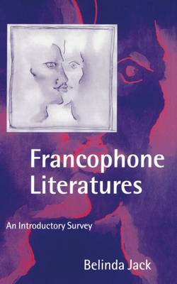 Francophone Literatures: An Introductory Survey (Paperback)