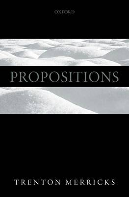 Propositions (Hardback)