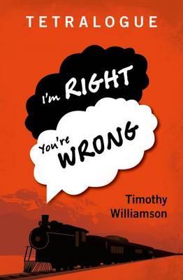 Cover Tetralogue: I'm Right, You're Wrong