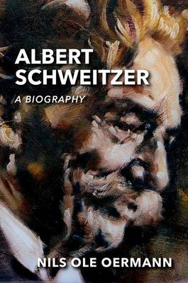 Cover Albert Schweitzer: A Biography