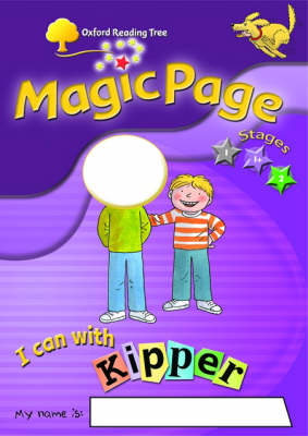 Oxford Reading Tree: Magicpage: Levels 1 - 2: Kipper and Me: I Can Books Pack of 6 (Paperback)