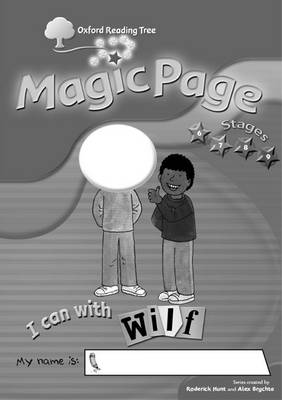 Oxford Reading Tree: Magicpage: Levels 6 - 9: Wilma and Me: I Can Books, Pack of 6 (Paperback)