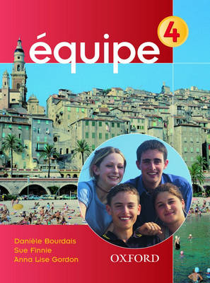 Equipe: Students' Book 4: Part 4 (Paperback)