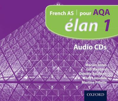 Cover Elan: 1: Pour AQA Audio CDs