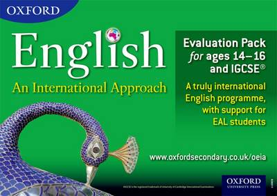 Oxford English: An International Approach Evaluation Pack Ages 14-16 (Multiple copy pack)