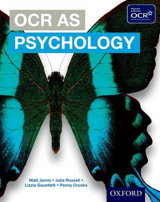 OCR AS Psychology Student Book (Paperback)