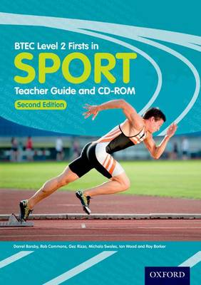 BTEC Level 2 Firsts in Sport Teacher Guide (Mixed media product)