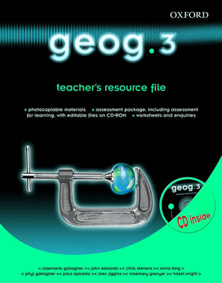 Geog.123: Geog.3: Teacher's Resource File (Mixed media product)