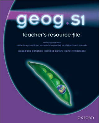 Geog.Scot: 1: Teacher's Resource File & CD-ROM (Mixed media product)