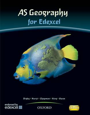 AS Geography for Edexcel Student Book: Students' Book (Paperback)