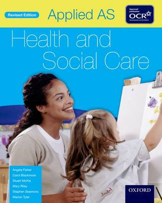 Applied as Health & Social Care Student Book for OCR (Paperback)