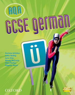 GCSE German for AQA: Students' Book (Paperback)