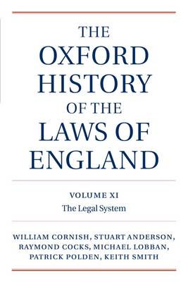 The Oxford History of the Laws of England: Volumes XI, XII, and XIII: 1820-1914 - The Oxford History of the Laws of England Series (Multiple copy pack)
