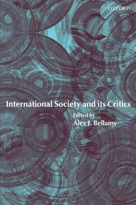 International Society and Its Critics (Paperback)