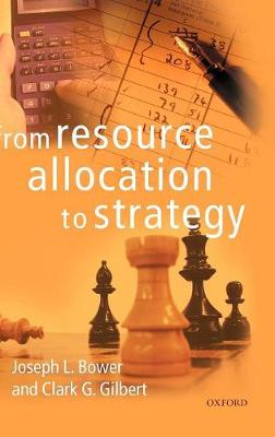 From Resource Allocation to Strategy (Hardback)