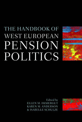 The Handbook of West European Pension Politics (Hardback)