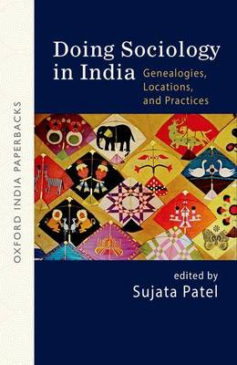 Cover Doing Sociology in India: Genealogies, Locations, and Practices  (Paperback)
