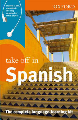 Oxford Take Off in Spanish - Take Off in (Mixed media product)