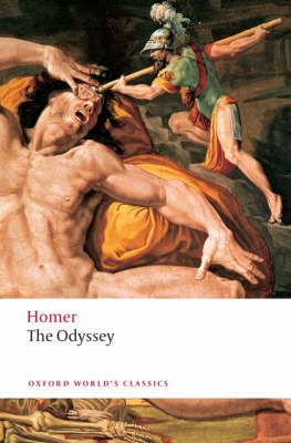The Odyssey - Oxford World's Classics (Paperback)