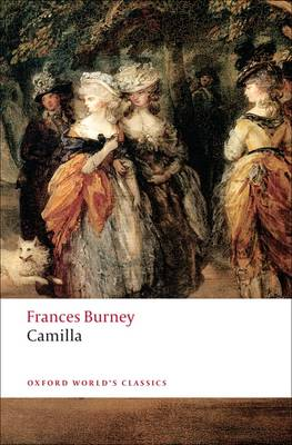 Camilla: Picture of Youth - Oxford World's Classics (Paperback)