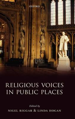 Religious Voices in Public Places (Hardback)