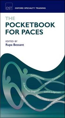The Pocketbook for PACES - Oxford Specialty Training: Revision Texts (Paperback)