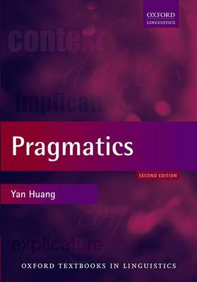 Pragmatics - Oxford Textbooks in Linguistics (Paperback)