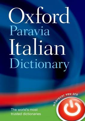Oxford-Paravia Italian Dictionary (Hardback)