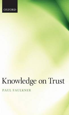 Knowledge on Trust (Hardback)