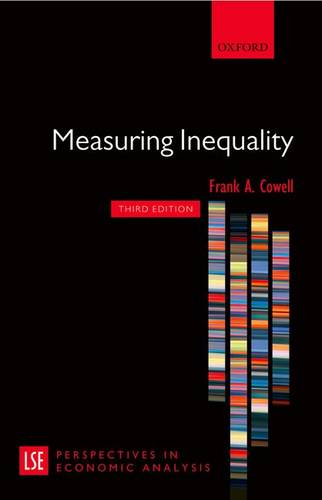 Measuring Inequality - London School of Economics Perspectives in Economic Analysis (Paperback)