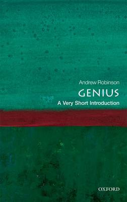 Genius: A Very Short Introduction - Very Short Introductions (Paperback)
