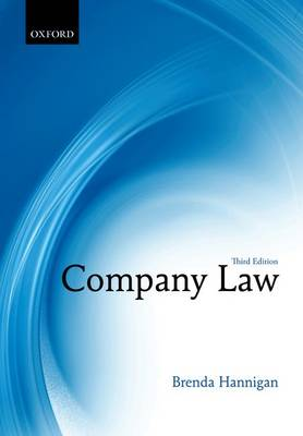 Company Law (Paperback)