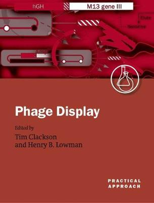 Phage Display: A Practical Approach - Practical Approach Series No.266 (Paperback)