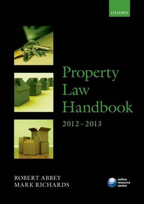 Property Law Handbook 2012-2013 - Legal Practice Course Guide (Paperback)