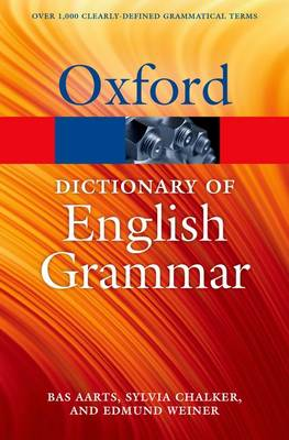 The Oxford Dictionary of English Grammar - Oxford Quick Reference (Paperback)