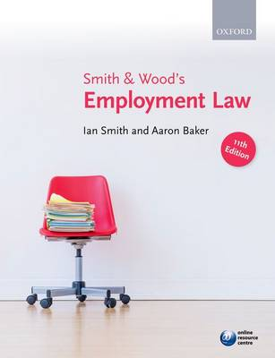 Smith & Wood's Employment Law (Paperback)
