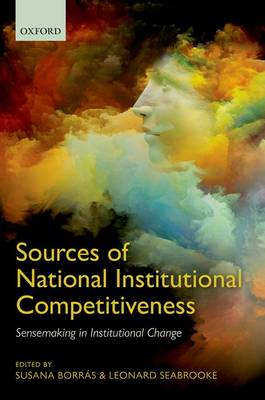 Sources of National Institutional Competitiveness: Sense-Making in Institutional Change (Hardback)