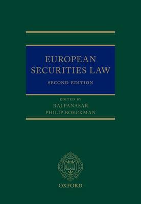 European Securities Law (Hardback)