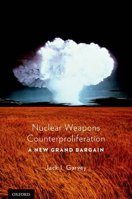 Nuclear Weapons Counterproliferation: A New Grand Bargain (Hardback)