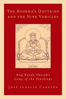 The Buddha's Doctrine and the Nine Vehicles: Rog Bande Sherab's Lamp of the Teachings (Paperback)