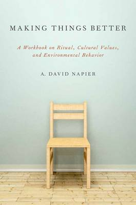 Making Things Better: A Workbook on Ritual, Cultural Values, and Environmental Behavior - Oxford Ritual Studies (Paperback)
