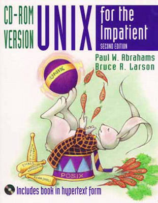 Unix for the Impatient (Mixed media product)