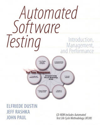Automated Software Testing: Introduction, Management and Performance (Mixed media product)