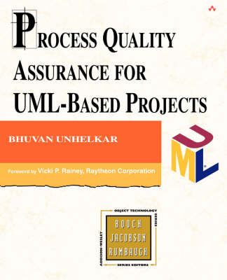 Process Quality Assurance for UML-Based Projects (Mixed media product)