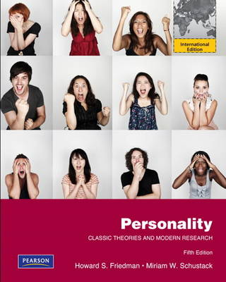 Personality: Classic Theories and Modern Research (Paperback)
