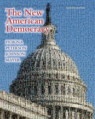 The New American Democracy Plus MyPoliSciLab with Etext -- Access Card Package (Mixed media product)