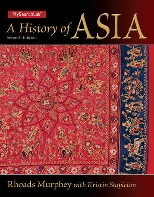 A History of Asia Plus MySearchLab with Etext -- Access Card Package (Mixed media product)
